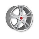 Focus RS Felgen